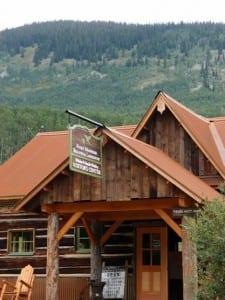 Gothic Visitor Center