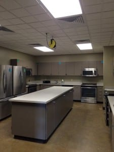 Private Kitchen within the Community Center - Bellview Weddings and Events