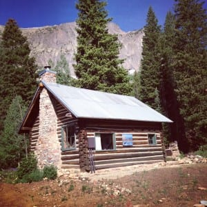 PIC-McLeod Cabin Preservation in Gothic