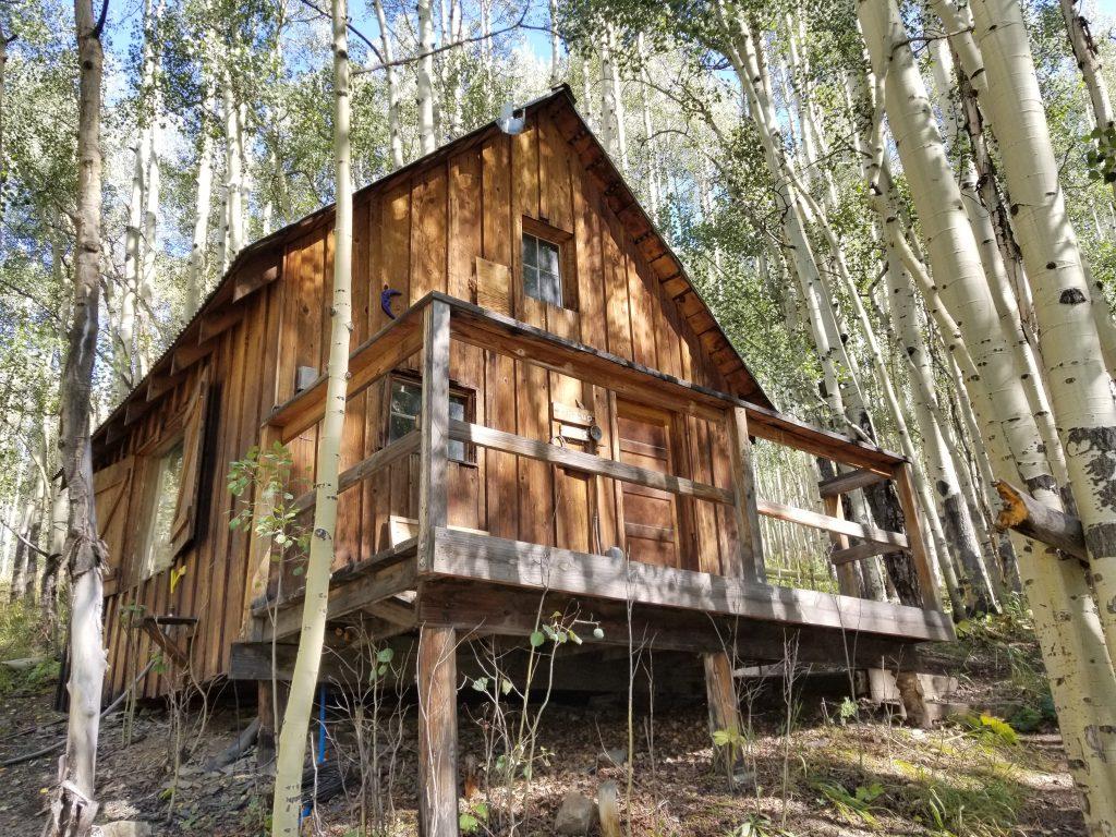 Tincup Cabin