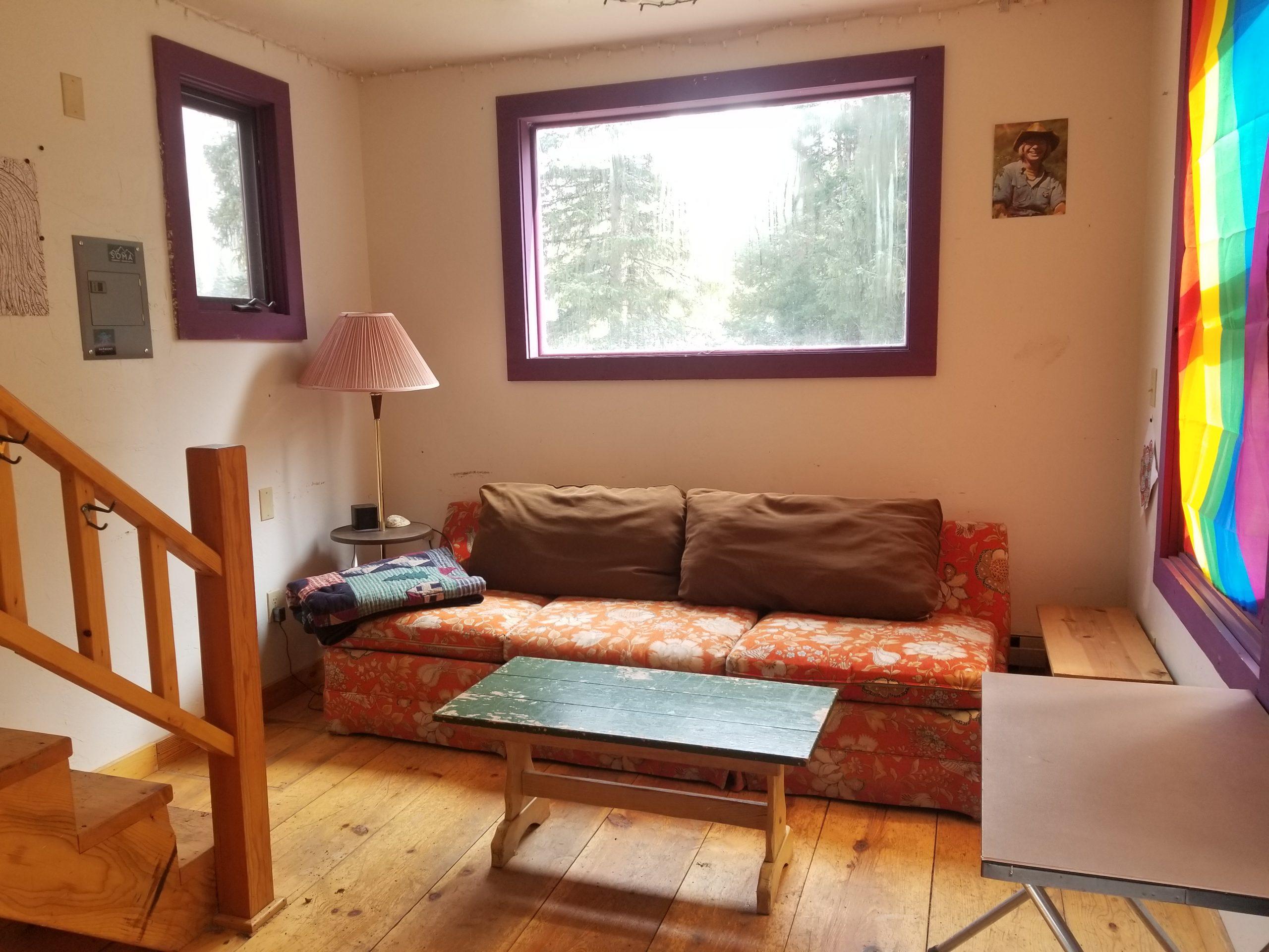 Purple Cabin
