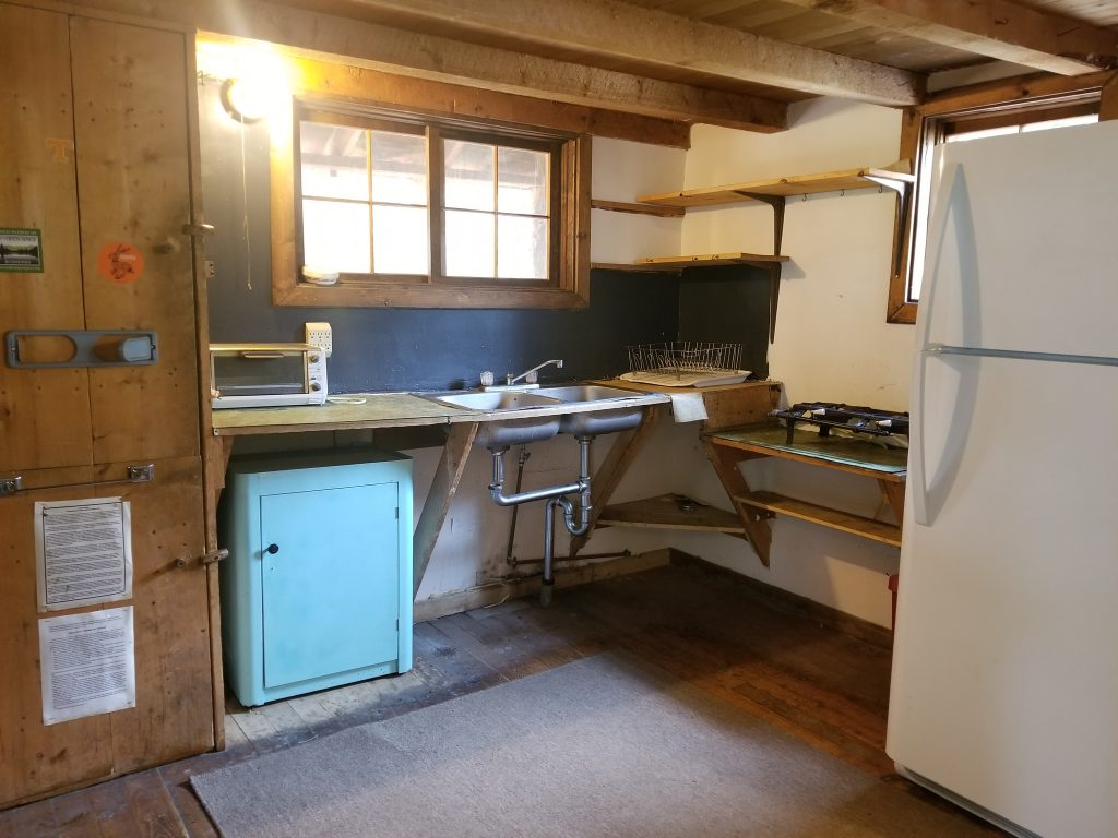 Hunter Cabin Kitchen