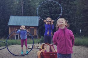 RMBL kids at play